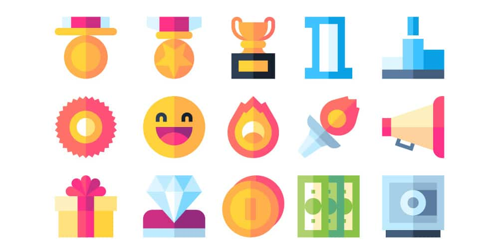 Motivation Icons