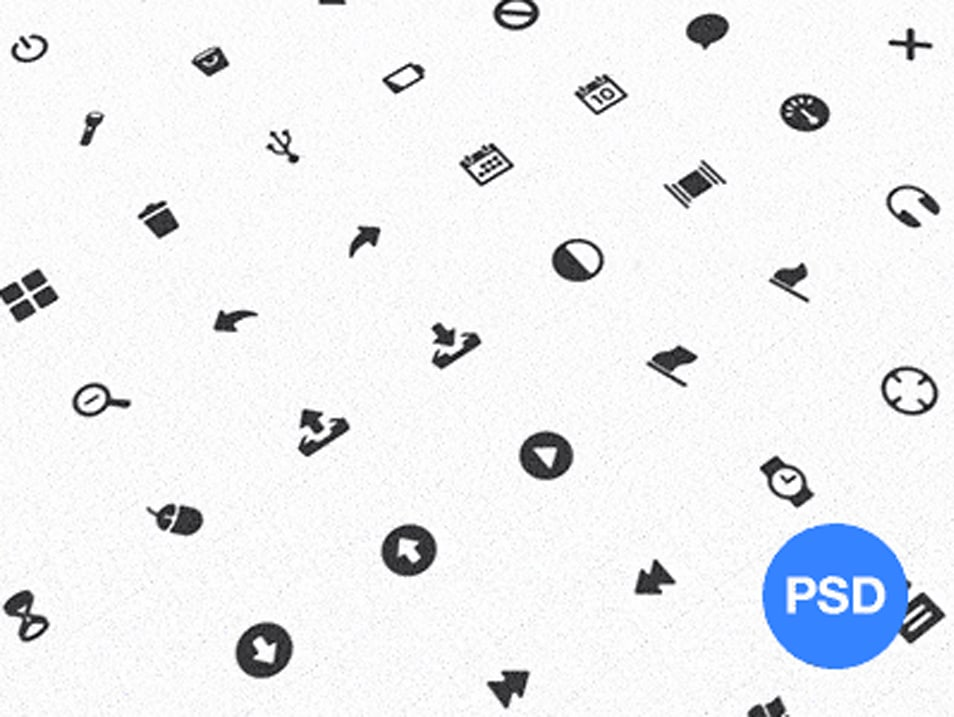 UI Icons Free Pack