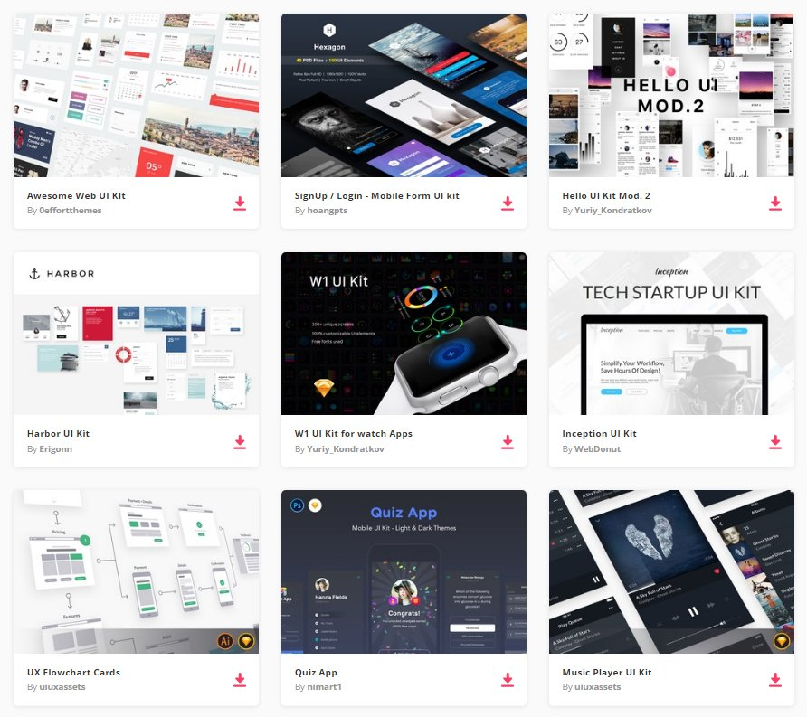 _elements_category_0017_ux and ui kits
