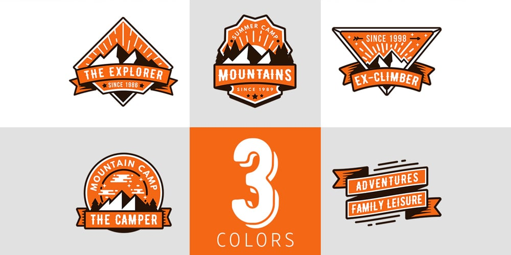 Free Adventure Logos And Badges