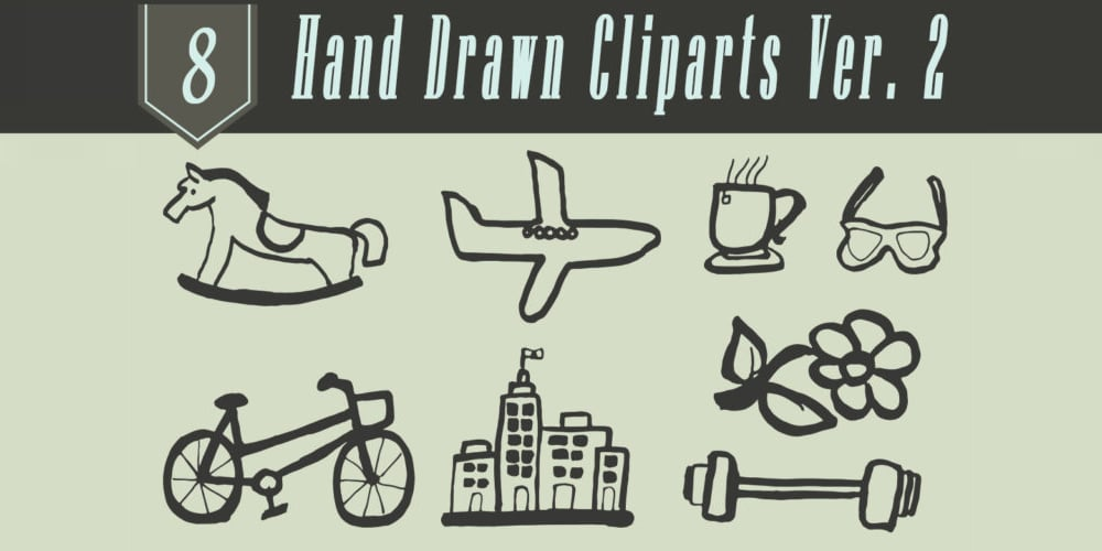 Handmade Miscellaneous Cliparts