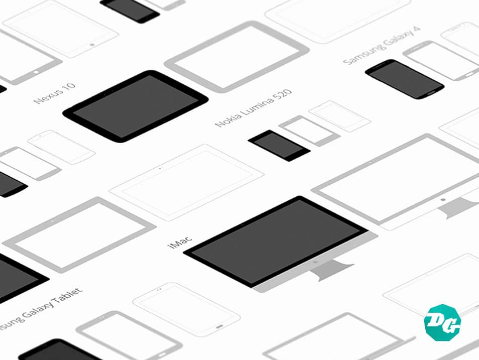 Flat Device Templates