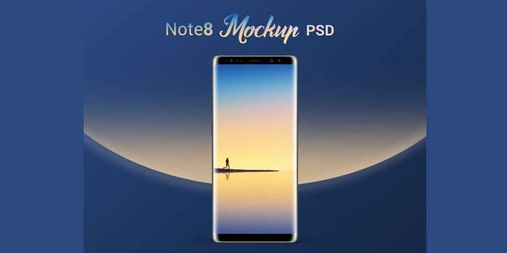 Free Samsung Galaxy Note8