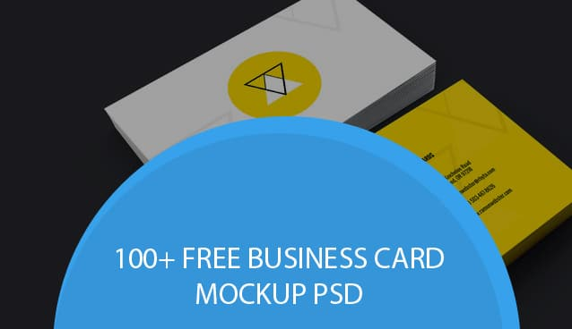 100 free business card mockup psd css author colourmoves Images