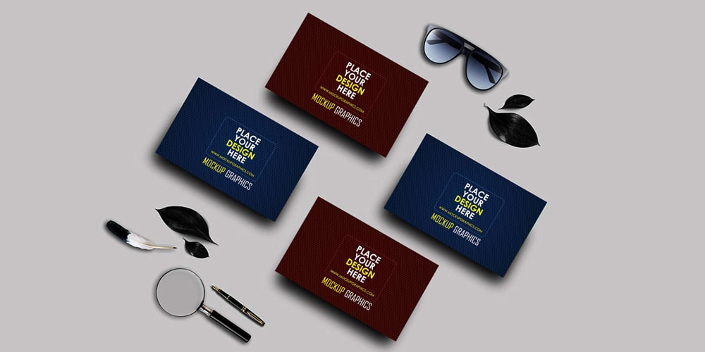 Branding Business Card Mockup