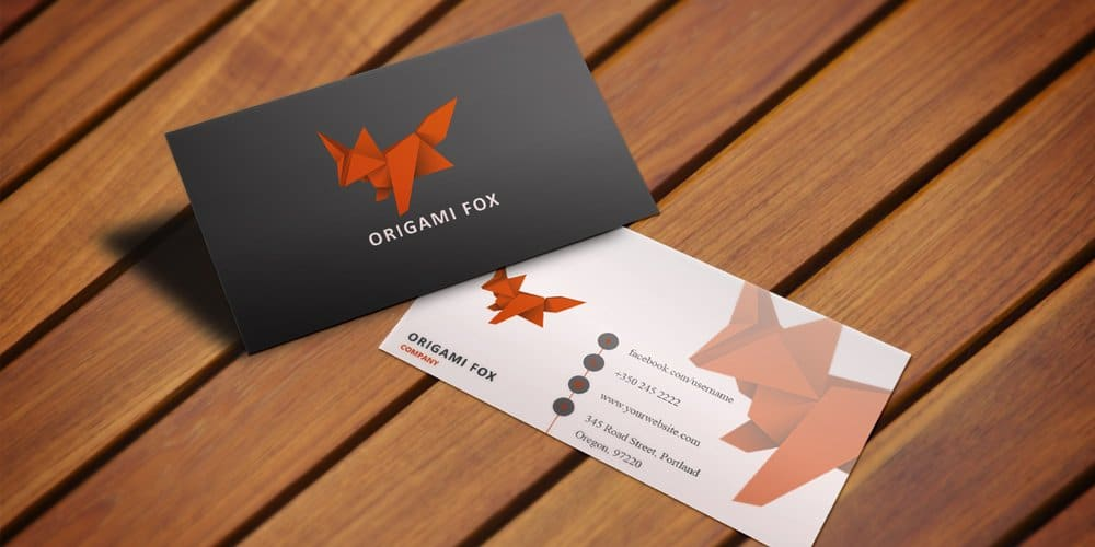 Image result for business card mockup