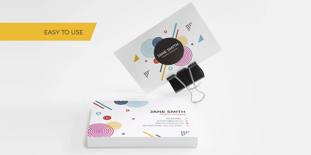 Business Card Mockup designs