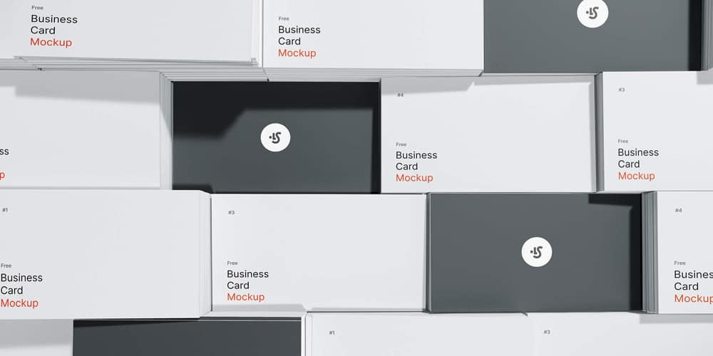 Business Cards Mockups for Branding