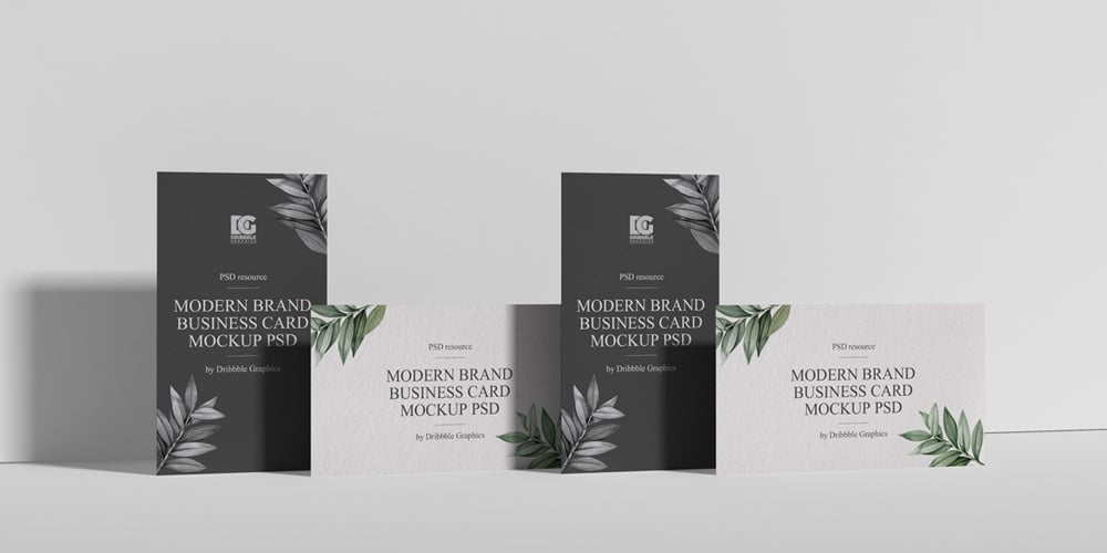 Free Brand Business Card