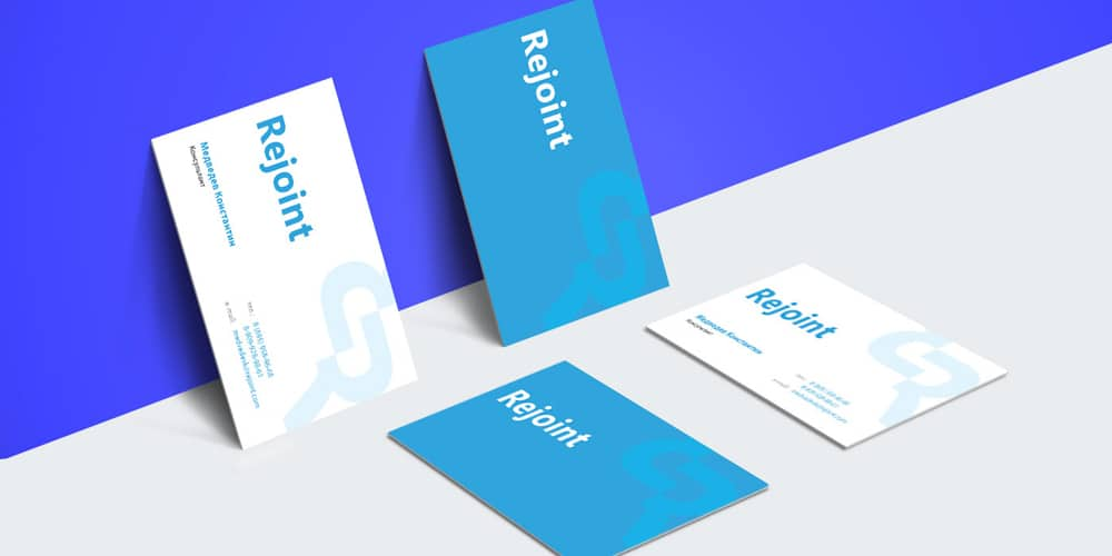 Free Brending Business Card Mockup PSD