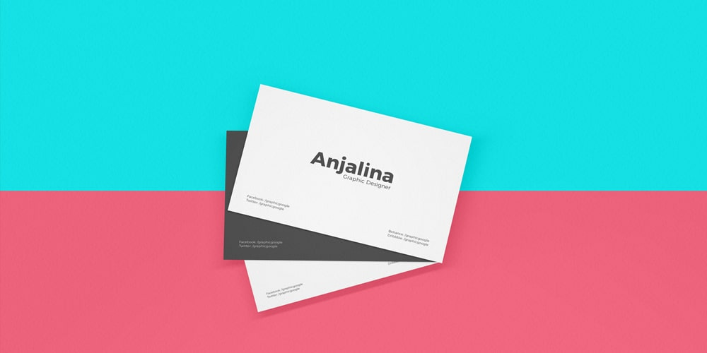 100 free business card mockup psd css author free business card mockup psd reheart Gallery