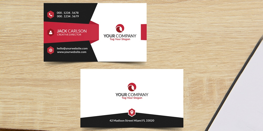 Free Business Card 4