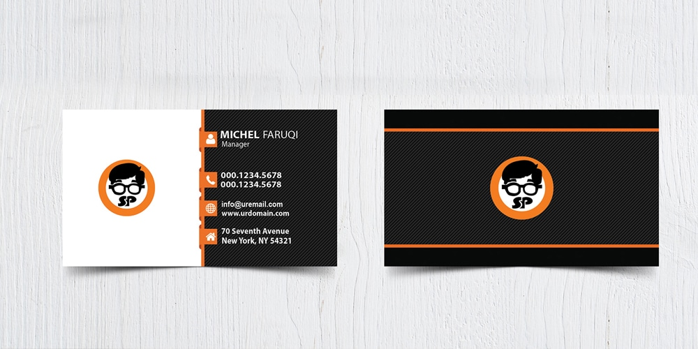 Free Business Card 5