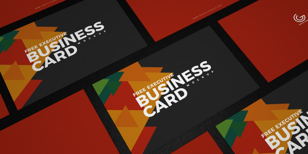 Free Executive Business Card
