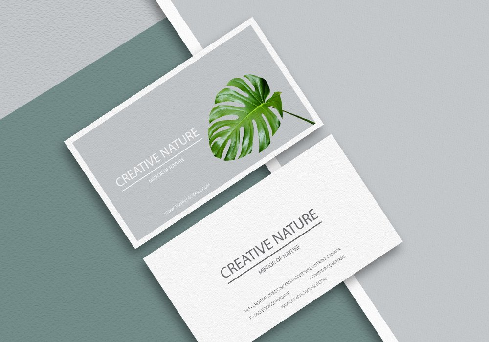 Free Letter Head and Business Card