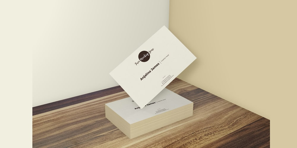 Free Stylish Business Card