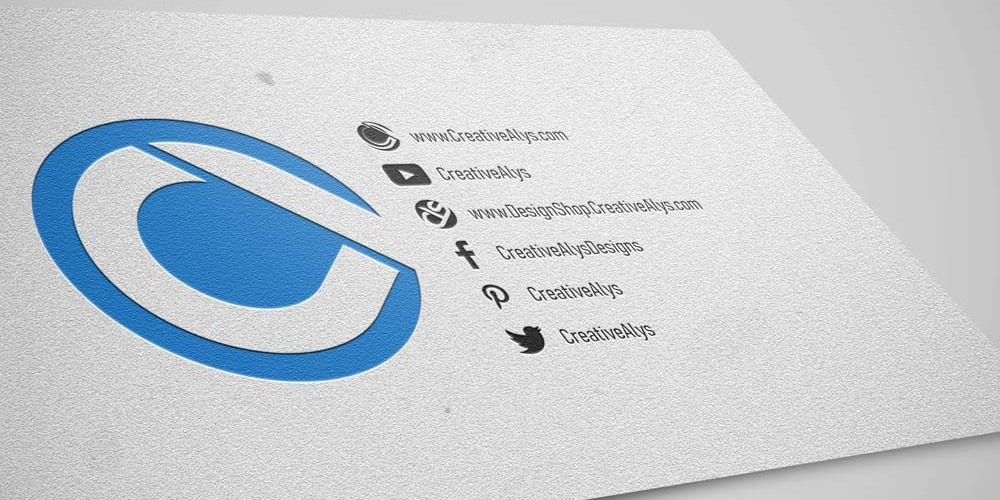 Multi-purpose Business Card Mockup