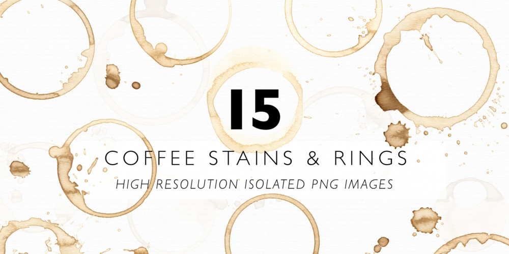 Coffee Stains and Rings