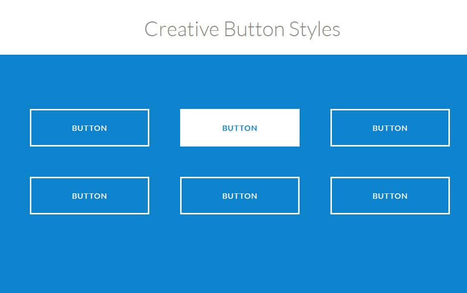 Creative Button Styles