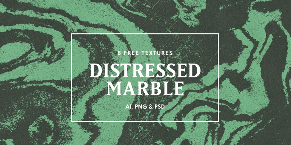 Distressed Marble Textures