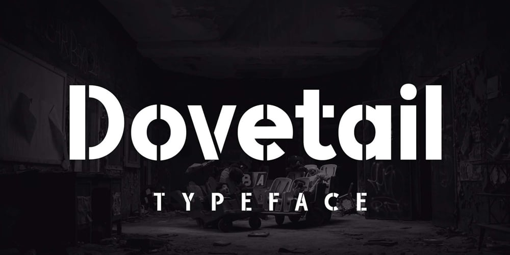 Dovetail Typeface