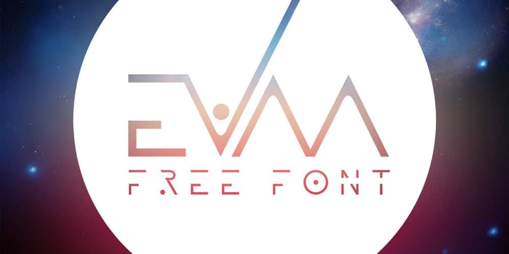 Evaa Display Font