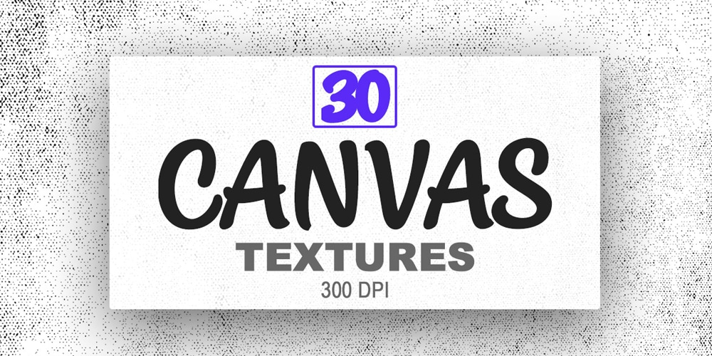 Free Canvas Textures