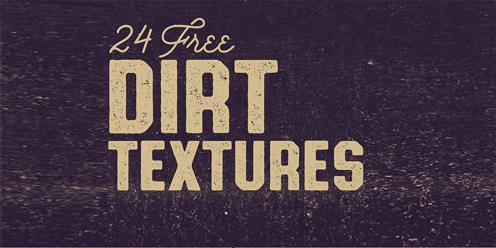 Free Dirt Textures