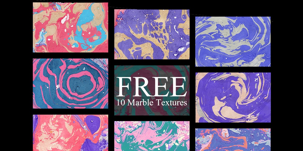 Free Marble Paper Textures