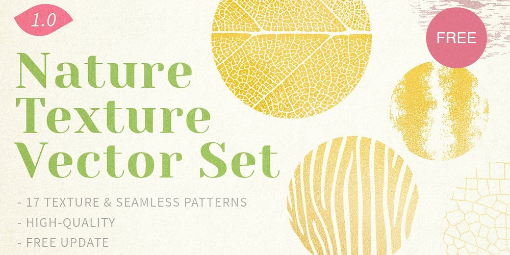 Free Nature Texture Vector