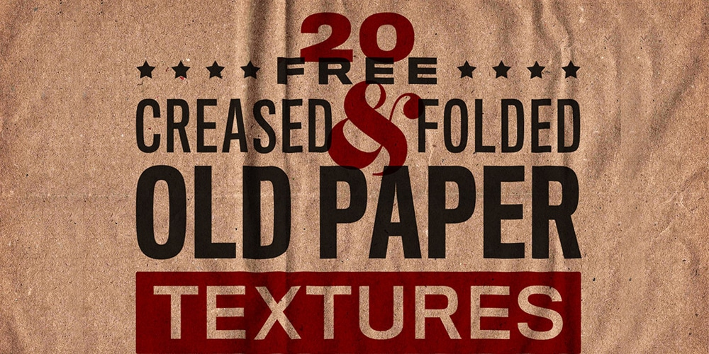 Free Old Paper Textures