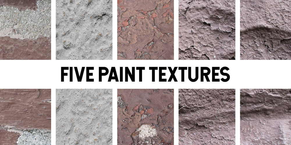 Free Paint Texture Pack