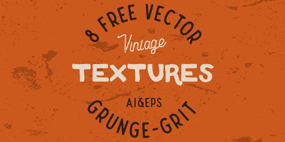 Free Vector Vintage Textures