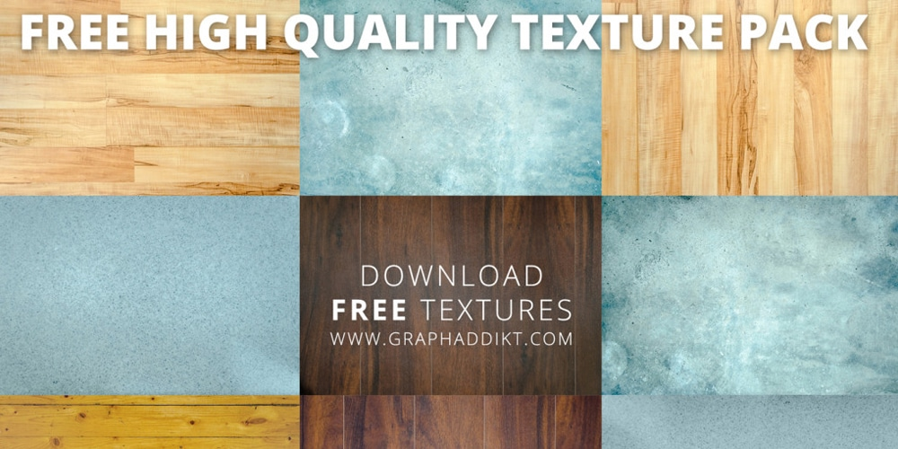 Free high quality textures