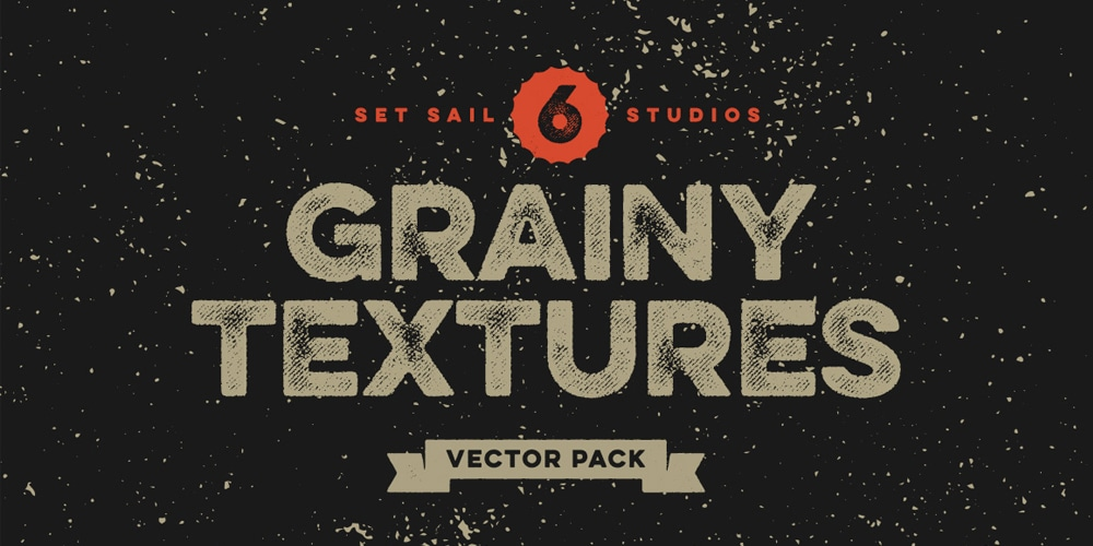 Grainy Vector Textures