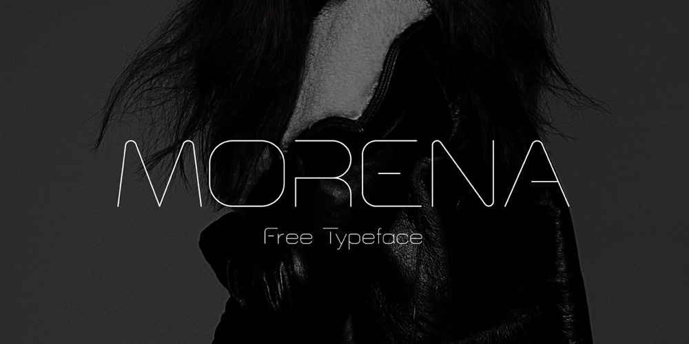 Morena Display Typeface