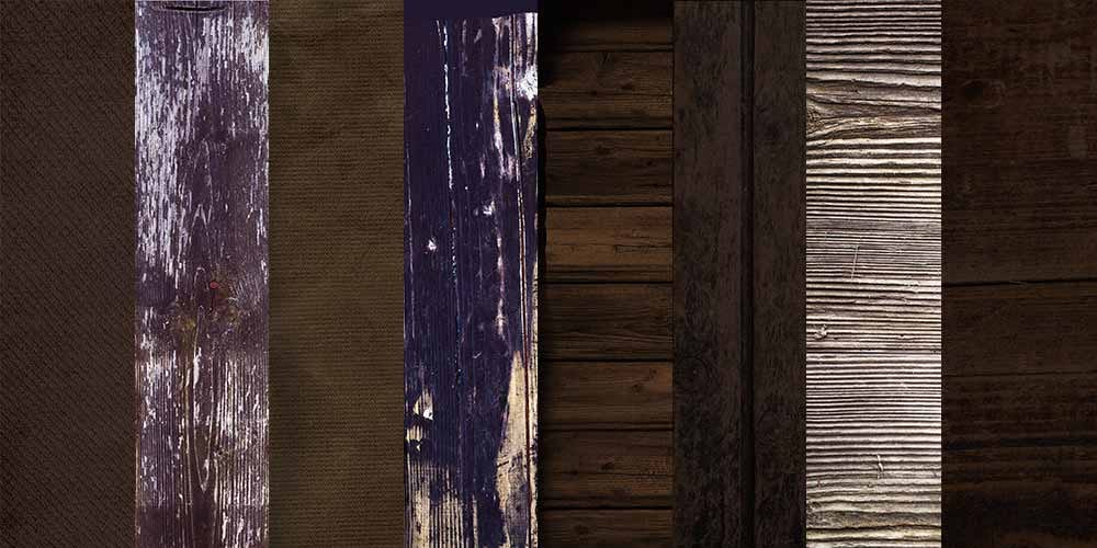 Old Wooden HQ Textures