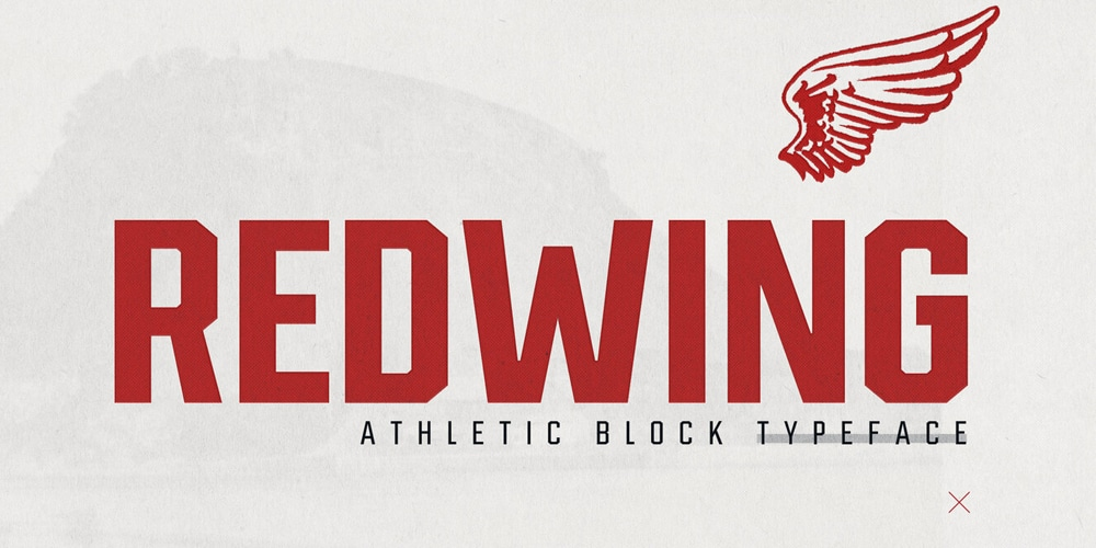 Redwing Typeface