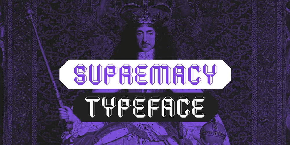 Supremacy Typeface