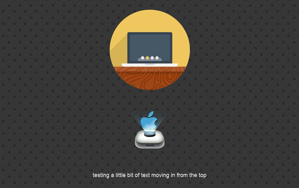 Webpage Scrolling Animation Effects with CSS3 & jQuery