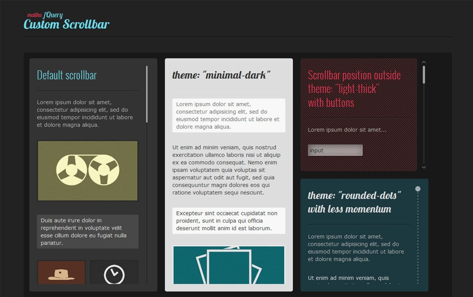 75+ Best JQuery Scrolling Plugins For Websites » CSS Author