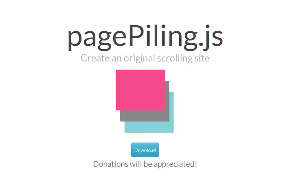 pagePiling.js