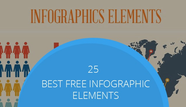 25 Best Free Infographic Elements 187 Css Author