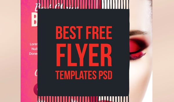 CSS Author  Free Templates Flyer