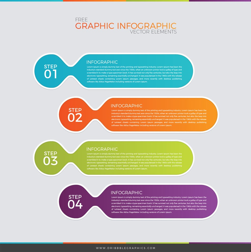 Free Graphic Infographic Elements