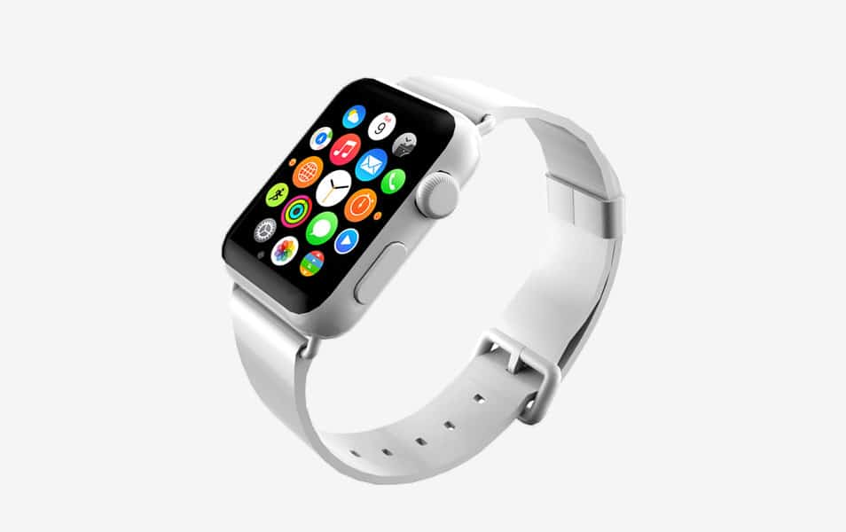 Apple Watch Mockup 2 PSD