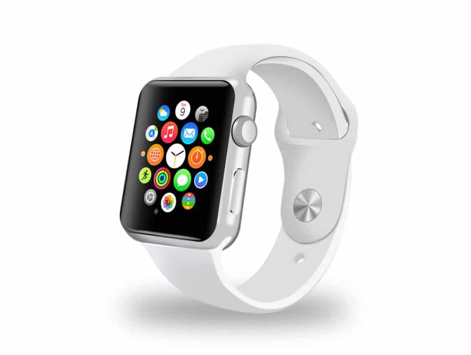 Free Apple Watch PSD