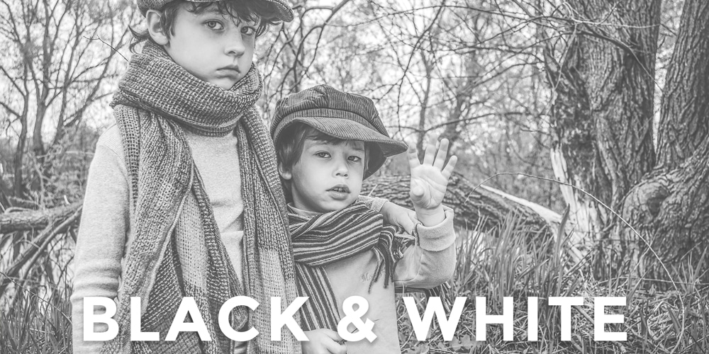 Free Black and White Lightroom Presets