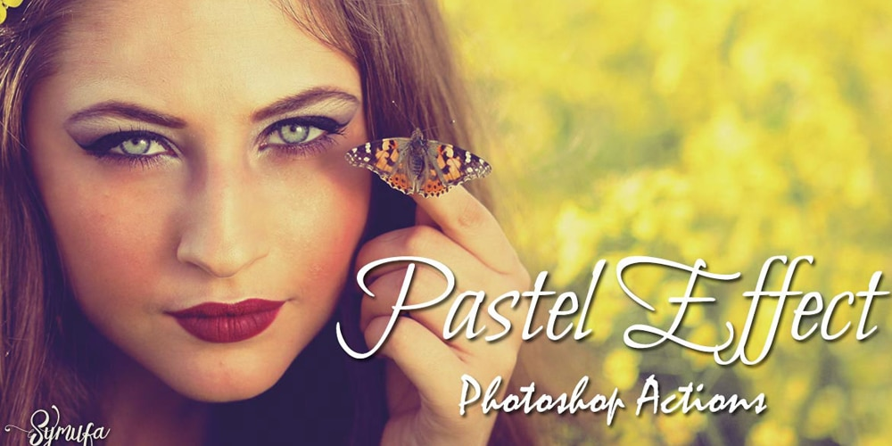 Free Pastel Effect Photoshop Actions