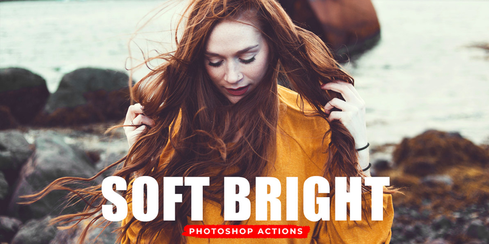 Free Soft Bright Photoshop Actions